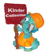 Фигурки из Kinder Surprise на www.KinderCollection.ru!
